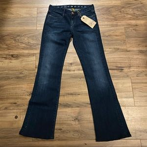 Earnest Sewn Ali dark wash jeans size 26